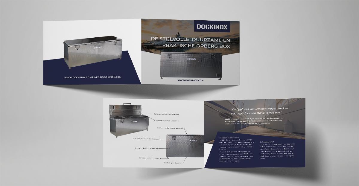 Dockinox-Flyer